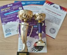 Воспитанники «Айылгы» приняли достойное участие в Международном фестивале-конкурсе «Берег побед» в Сочи!