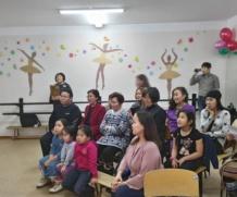 Торжественное открытие кружка по юкагирскому языку