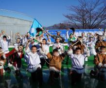 Успех танцевального ансамбля ЦЭВД «Айылгы» в Южной Корее.