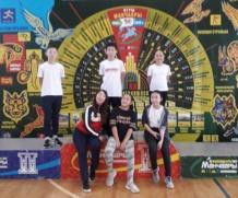 Победа наших воспитанников на Открытом республиканском турнире по национальным настольным играм
