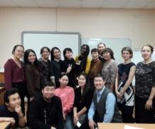 Проблемные курсы «Современные образовательные технологии в развитии навыков  21 века в обучении английскому языку»