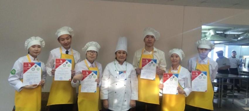 Первый муниципальный отборочный этап чемпионата  «World Skills Russia Junior» по компетенции «Национальная кухня»