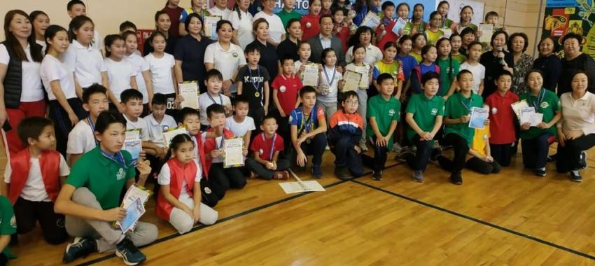 Воспитанники «Айылгы» — победители Республиканского турнира по национальным настольным играм