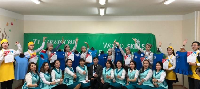 Итоги муниципального отборочного этапа чемпионата WorldSkills Russia Junior по компетенции «Технологии моды»