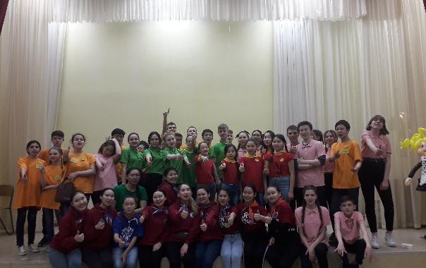 «Союз успешных дел»: День консолидации школ Промышленного округа