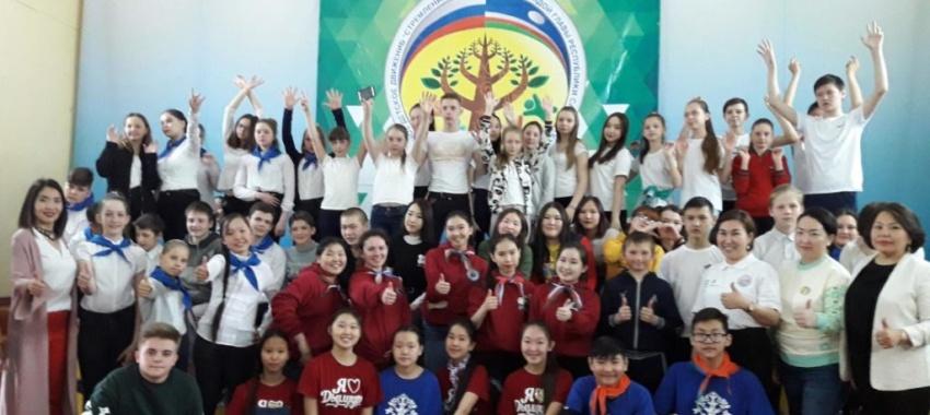 «Союз успешных дел»: день консолидации школ микрорайона Марха